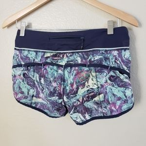 Lululemon Speed Short Shorts size 4 Small